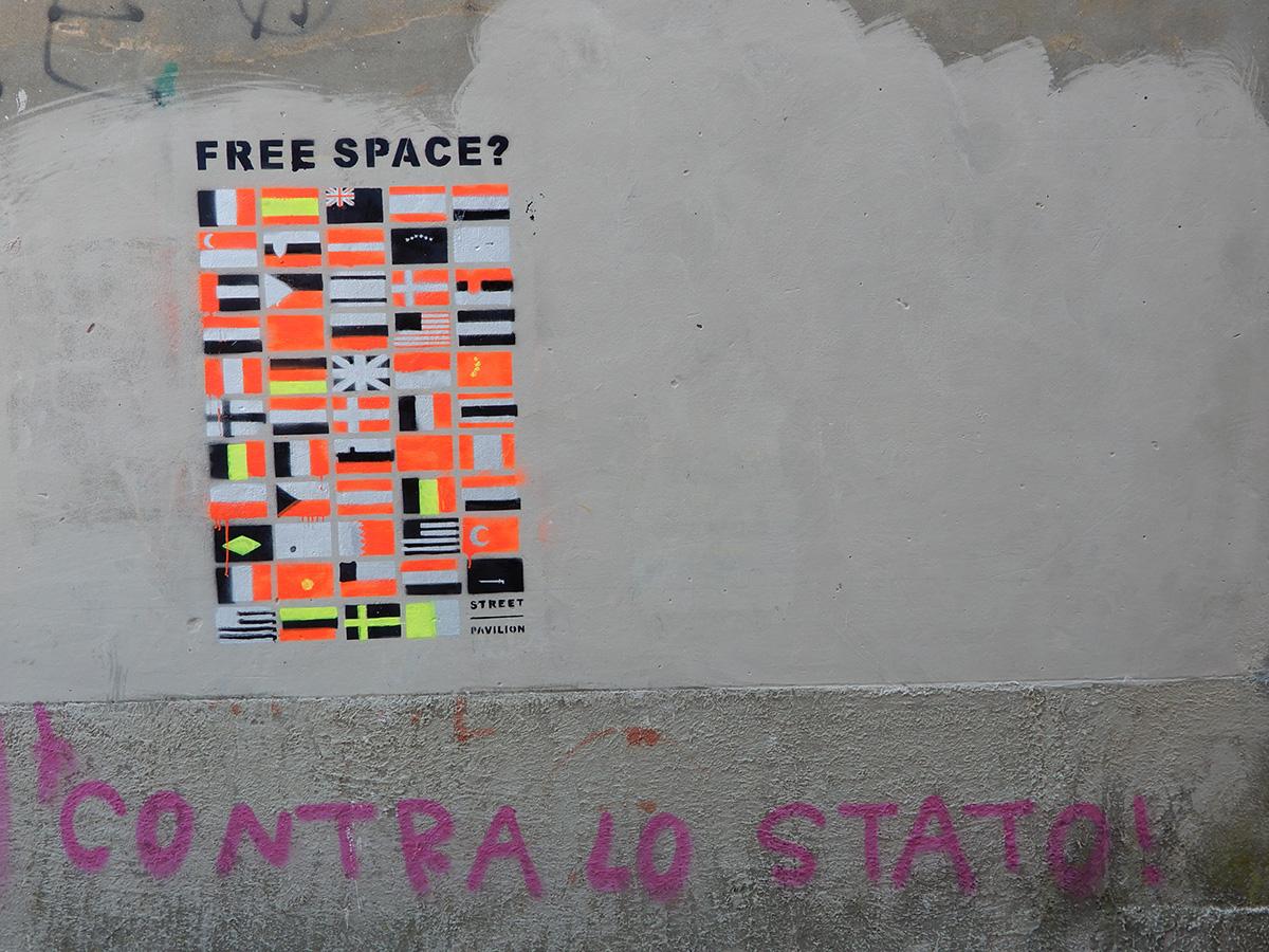 Graffiti Velencében | fotó: Boros Géza