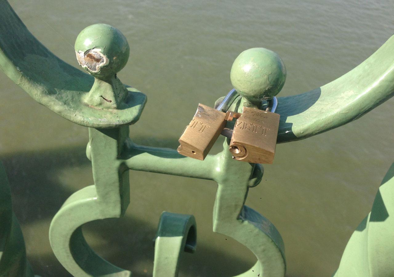 Szabadság híd, 2013? | forrás: Gruppo Tökmag