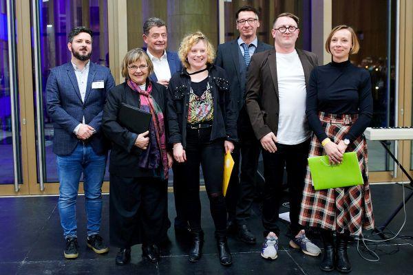 Villáminterjú a 2019-es Esterházy Művészeti Díj nyerteseivel