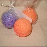Fürdőbomba (Bath Bomb)
