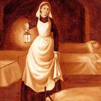 Kertész Erzsébet: A lámpás hölgy
