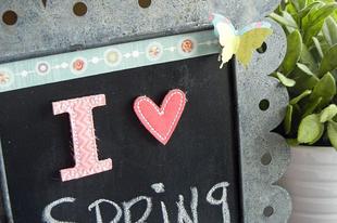 I love spring book tag