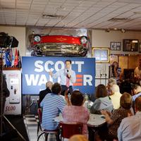 Scott Walker visszalép