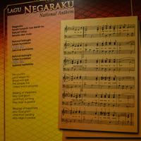Az elveszett maláj himnusz nyomában