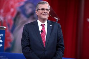 Jeb Bush önsorsrontása