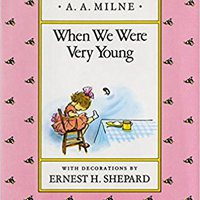 When We Were Very Young (Winnie-the-Pooh) Book Pdf