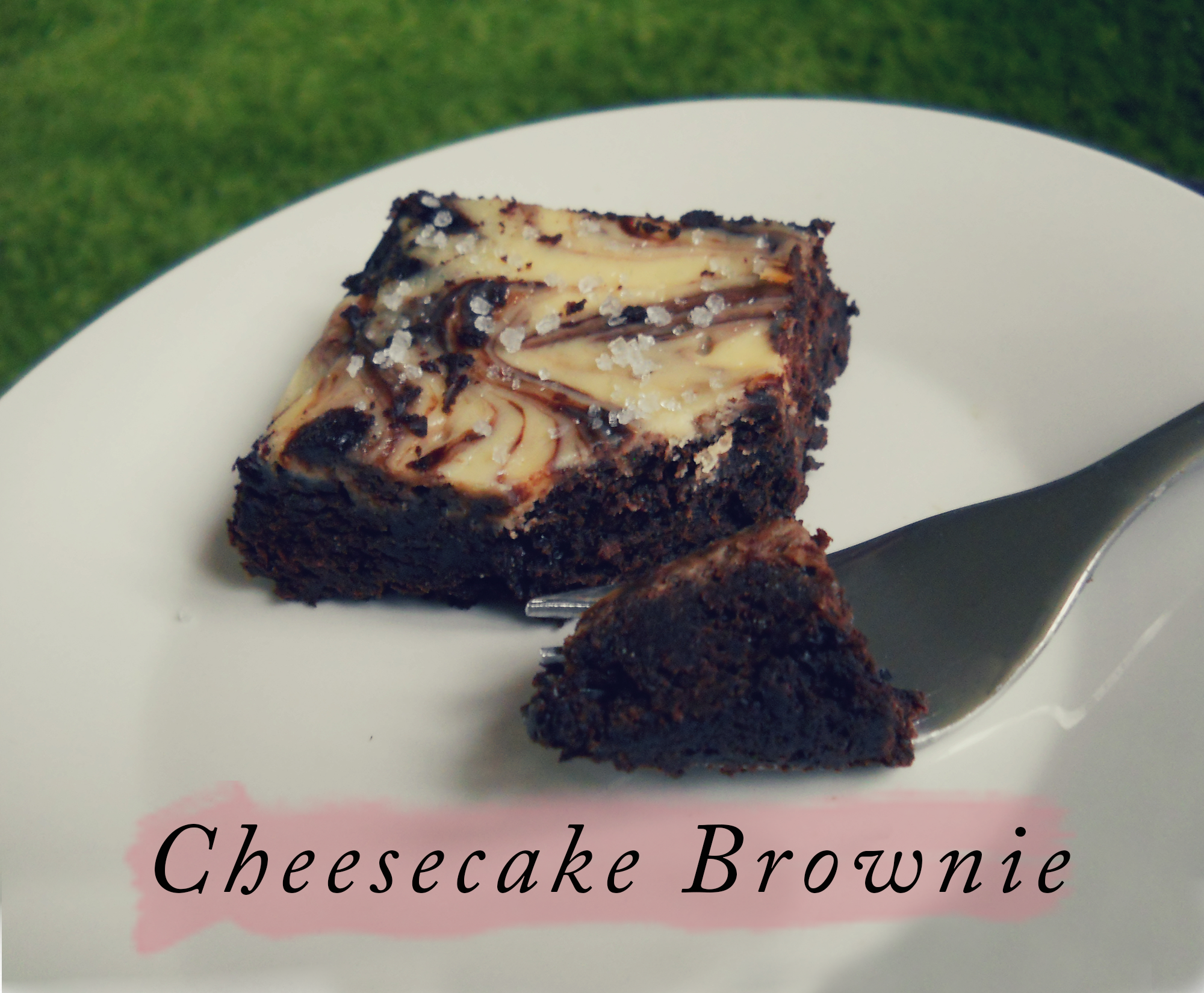 6c329a8433d4 Cheesecake Brownie - lust for lifestyle