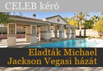 Eladták Michael Jackson Las Vegasi házát