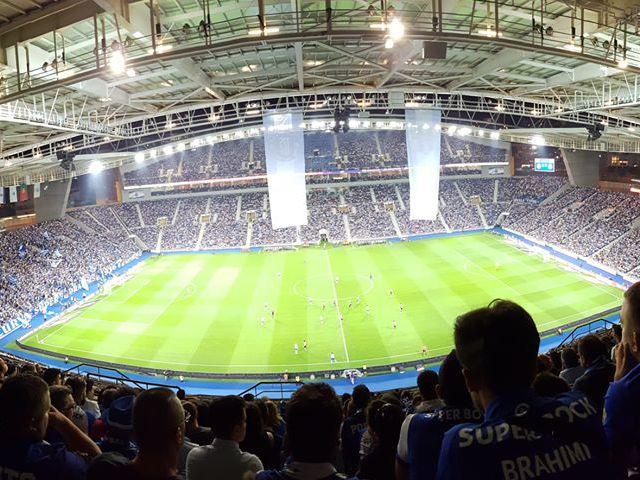 Portóban tényleg nagy kanállal habzsolják a futballt
