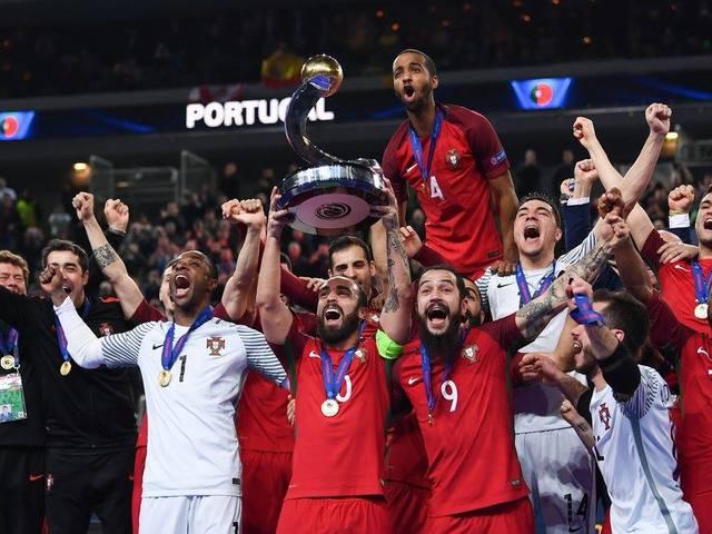 Európa-bajnok a portugál futsal-válogatott!