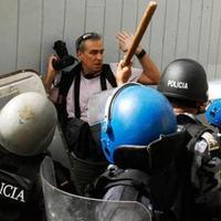 Mivel dolgoztak a riporterek a Tahrír téren?