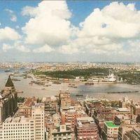 Egy kínai város húsz éve és most