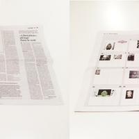 Képek nélkül, fehér helykitöltőkkel jelent meg egy francia lap, hogy támogassa a fotósokat