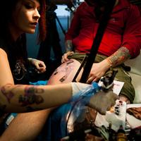 Néhány tetoválós kép a hétvégéről