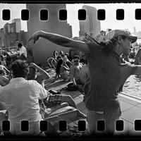 Ebédszünet a WTC romjain