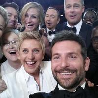 A legszomorúbb Oscar-szelfi, amin mindenki mosolyog