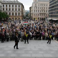Nemzeti mozgalmak trianoni megemlékezése - képekben