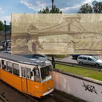 Így készült: Budapest 100 éve és most - összehasonlító fotógaléria