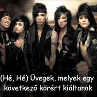 Black Veil Brides - Youth And Whisky