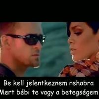 Rihanna ft Justin Timberlake - Rehab
