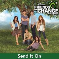Disney's Friends For Change album lista