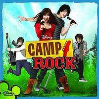 Camp Rock Cast album lista