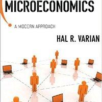 Intermediate Microeconomics: A Modern Approach (Eighth Edition) Book Pdf