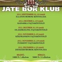 Jate Bor Klub - Kékfrankos