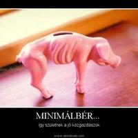 Finisben a 2013-as minimálbér-megállapodás, de csúszhatnak a társaságok bérmegállapodásai