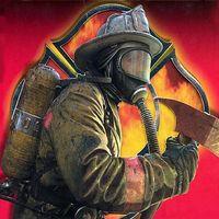 Homokozós vödrökkel a lángok ellen