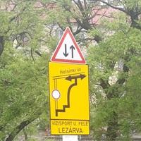 Egy hétre lezárják a Csepeli átjáró melletti szervizutat!