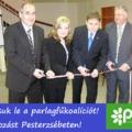 Zuglói nyerte a pesterzsébeti politikusok avatóversenyét
