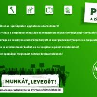 Petíció a zöld fordulatért