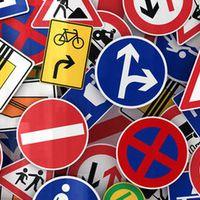 Forgalomszabályozási tájékoztatók