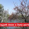 Fogjunk össze a Duna-partért!