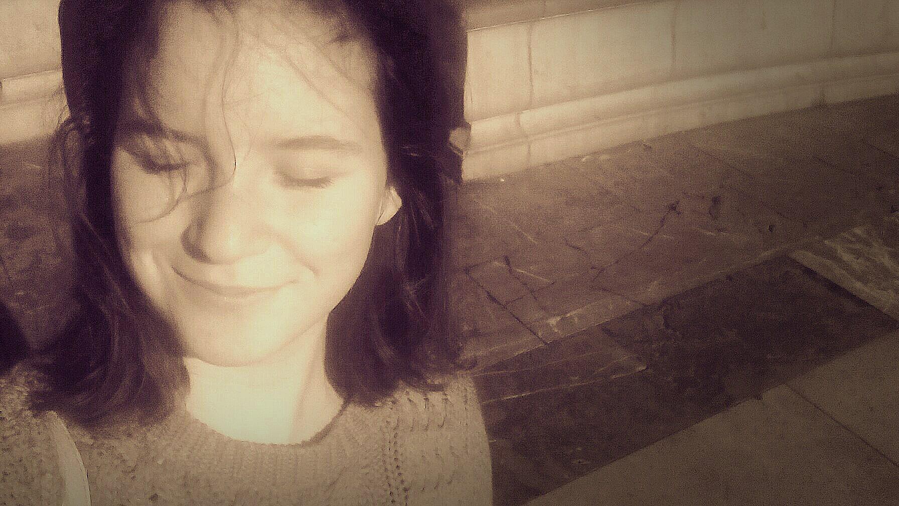 anna a napsütés élvezője