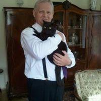 Tarlós István a fekete macskára esküszik