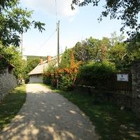 Mézeskalács házikók a Balatonnál