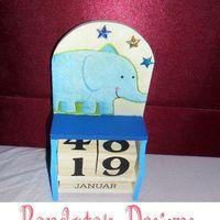 Elefántos naptár