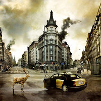 Az apokalipszis Barcelonát is eléri