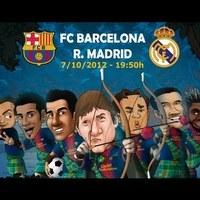 A Barça Toons felkészült az El Clásico-ra