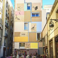 Barcelona, a macskák városa