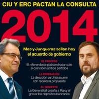 Katalóniában már 2014-ben szavazhatnak az elszakadásról