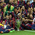 A Barcelona mindent megnyert, amit lehet!