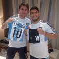 Thiago Messi újabb mezt kapott