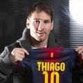 Megszületett a kis Messi