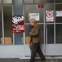 Elindult az orvosok sztrájkja