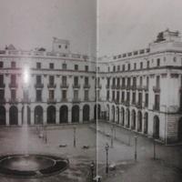 Plaça Reial - akkor és most