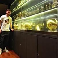 Messi gyűjteménye