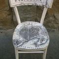 Csak egy szék